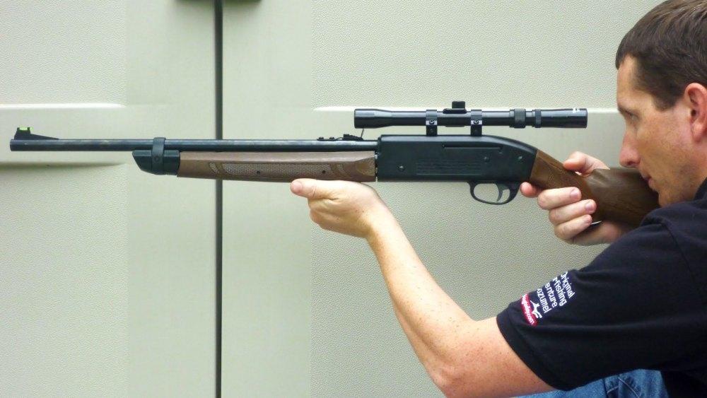medium resolution of crosman 2100 classic bolt action 177 air rifle review