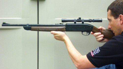 small resolution of crosman 2100 classic bolt action 177 air rifle review