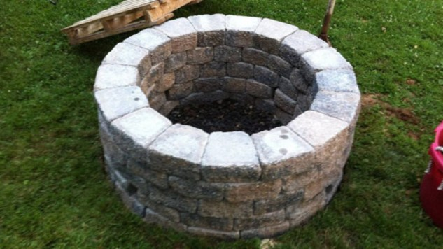 12 fire pit design ideas that you can build authorized boots for Materials needed to build a fire pit