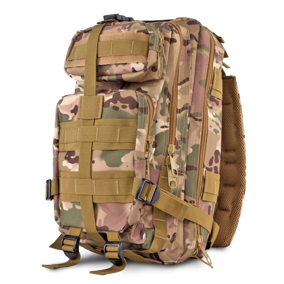 Best Military Waterproof Backpack- Fenix Toulouse Handball bb085bd09e1ff