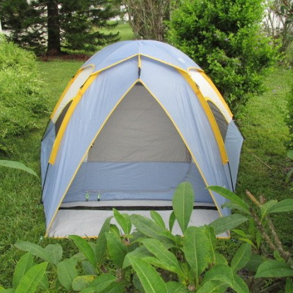 This tent also has two D-style windows and a front door for ventilation. This tent weighs 8 pounds and measures at 8.5 x 4 x 8 feet. & Best Backpacking Tent Brands | Authorized Boots