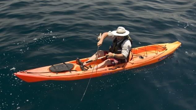 Best beginner kayak reviews authorized boots for Beginner fishing kayak