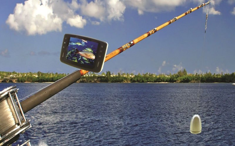 best underwater fishing cameras | authorized boots, Reel Combo
