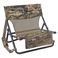 Swivel Hunting Chair Reviews Covers For Leather Dining Room Chairs Best The Ultimate Buyer S Guide To Birdshot Dove Alps Outdoorz Is Perfect A This Outdoor Features An Extra Seat Powder Coated Frame And Built In Underneath