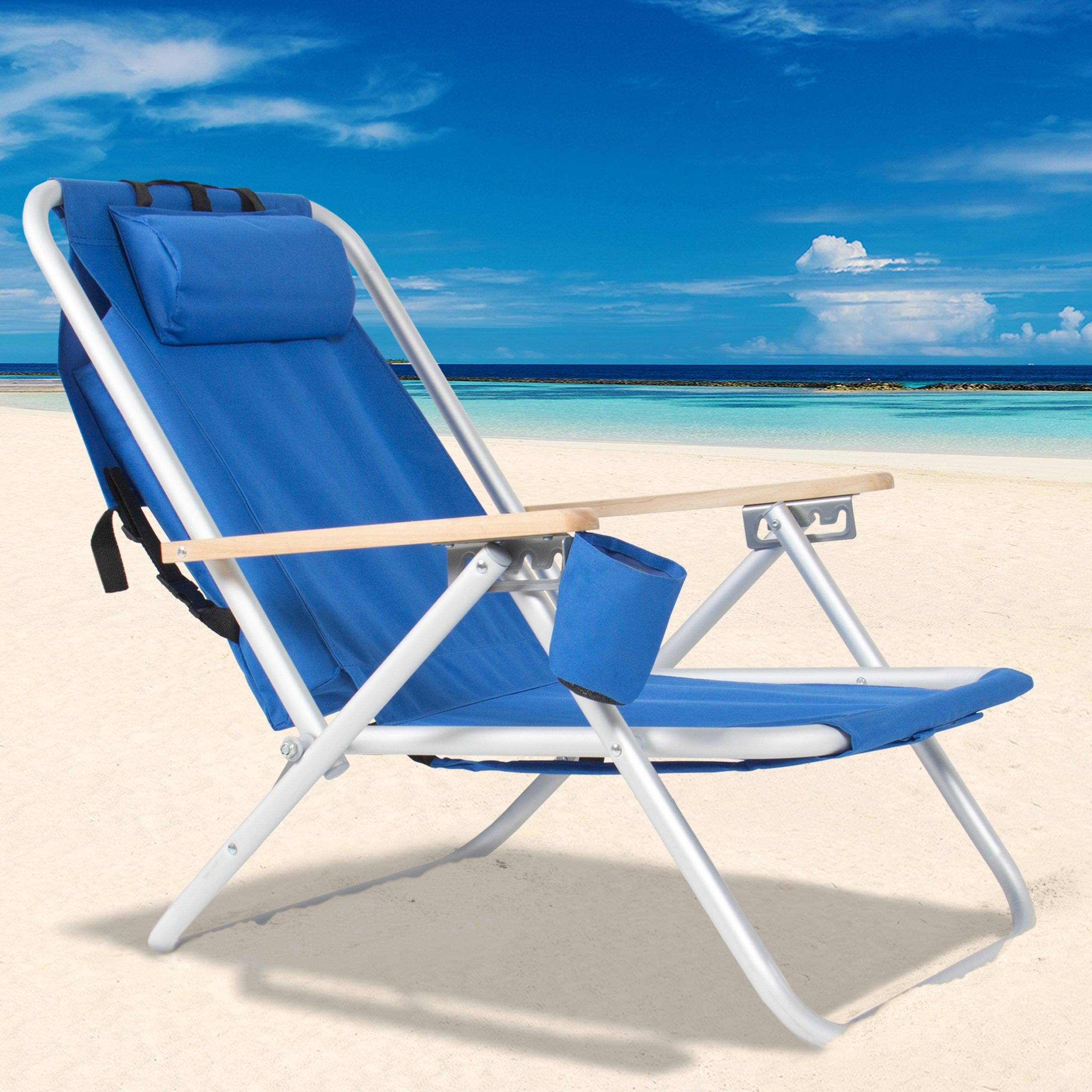 Best Backpack Beach Chairs with Cooler  Authorized Boots