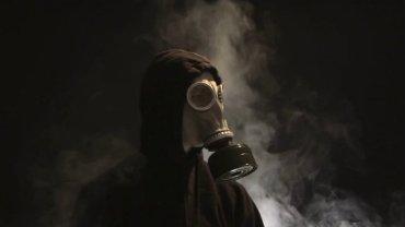top gas mask filter