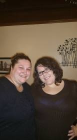 shelly and me