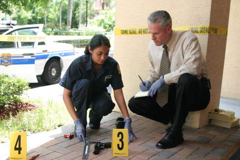 Crime Scene Investigations Crime Scene Investigator The Show