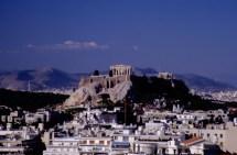 Greece And Romania Acropolis Transylvania