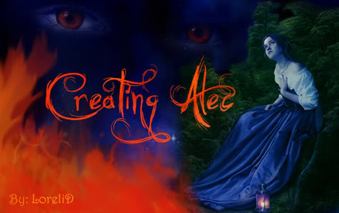 Creating Alec – Part One