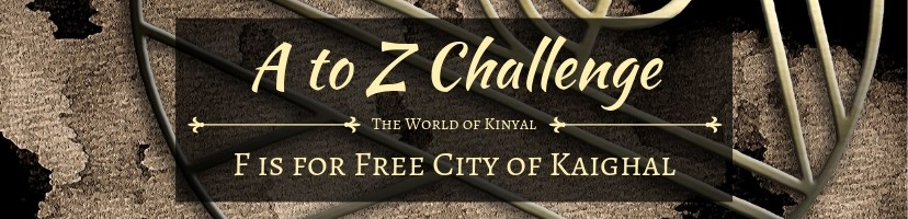 A to Z Challenge 2019: F is for Free City of Kaighal