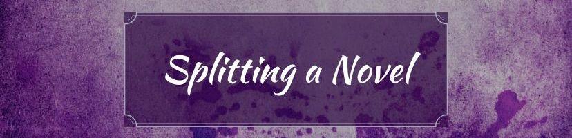 Splitting a Novel