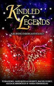Review of Kindred Legends: A Burning Ember Anthology