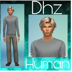 Dhz's Character Image Print