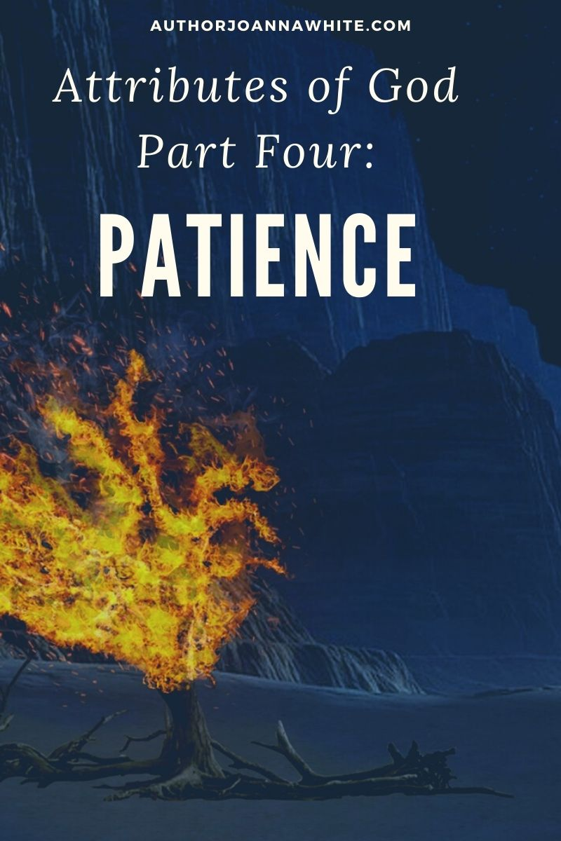 Attributes of God Part Four: Patience
