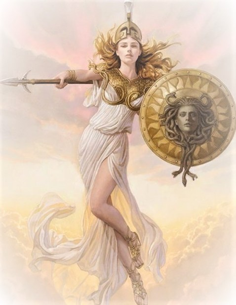 This is your quest Author joanne reed Athena Goddess of Wisdom