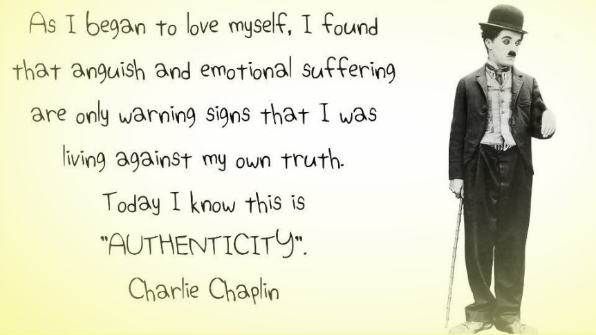 Charlie Chaplin Self Love Poem And The Subtle Art Of Myth