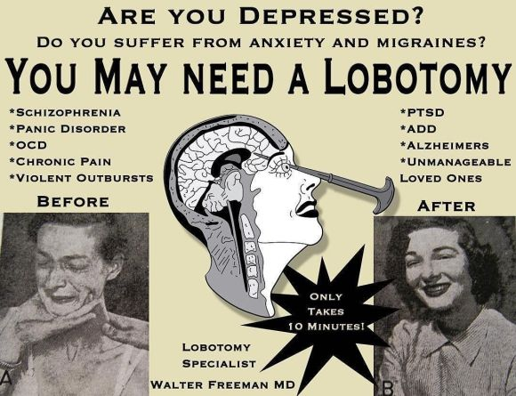 author joanne reed this is your quest why do people do the things they do you may need a lobotomy