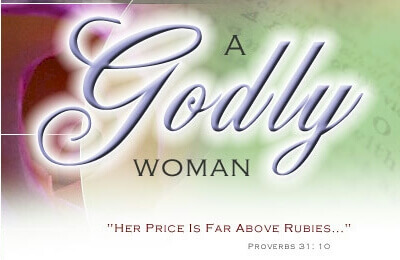 Image result for A Godly woman