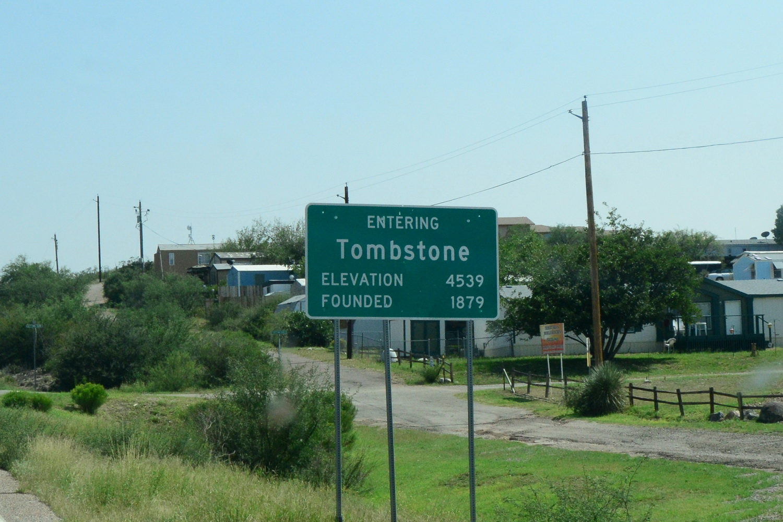 Day 2: Tombstone, AZ