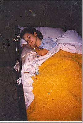 After my biopsy. I was given a morphine pump for pain management. But, I remember being scared I'd become addicted.