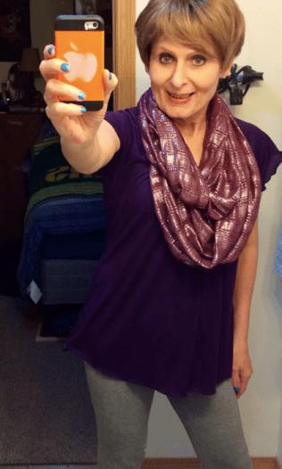 Christina Anne Hawthorne, Age 55