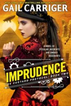 Gail Carriger Traditionally-Published Steampunk