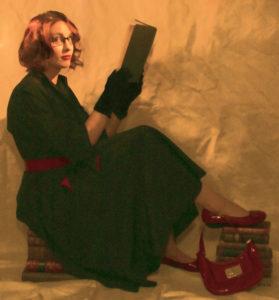 The Brilliant Gail Carriger (Cait's Hero)