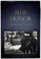 These Blue Honor images display how important the staging of the images are to conveying your story in a brief space.