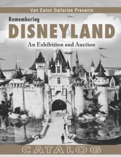 Remembering Disneyland Auction