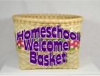 FREE Homeschool Welcome Basket