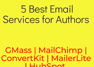 5 Best Email Services for Authors