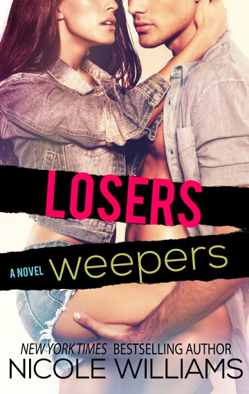 LOSERS WEEPERS (FINDERS KEEPERS #2)