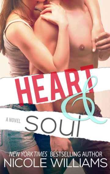 HEART & SOUL (LOST & FOUND #3)