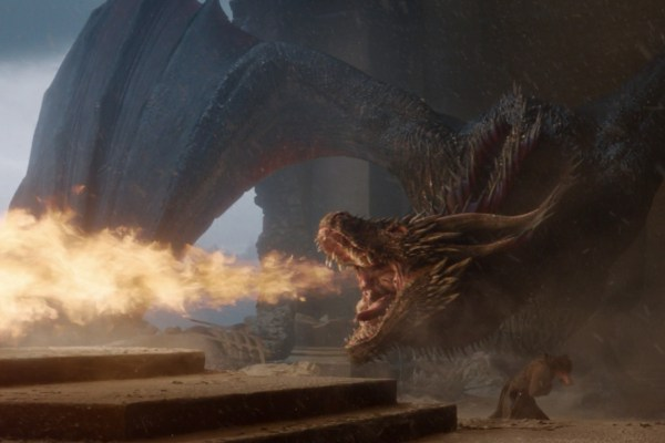 Life Post-Game of Thrones: for Drogon and all of us