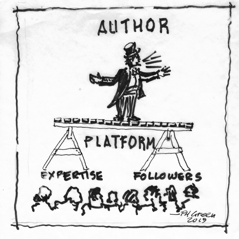 Pub 2.1 Claim your author platform