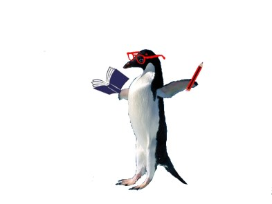 penguin all