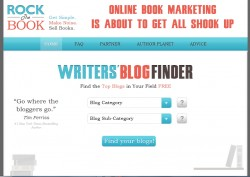 Writers' Blog Finder Free Tool
