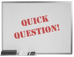 publishing questions