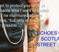 Preorder Echoes of Scotland Street