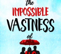 COVER REVEAL: The Impossible Vastness of Us