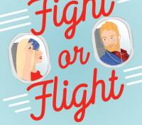 COVER REVEAL: FIGHT OR FLIGHT