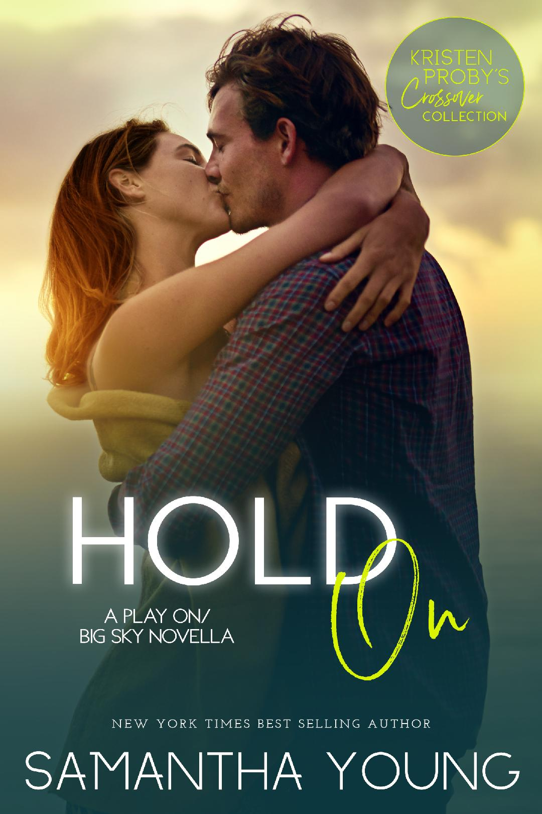Hold On Cover
