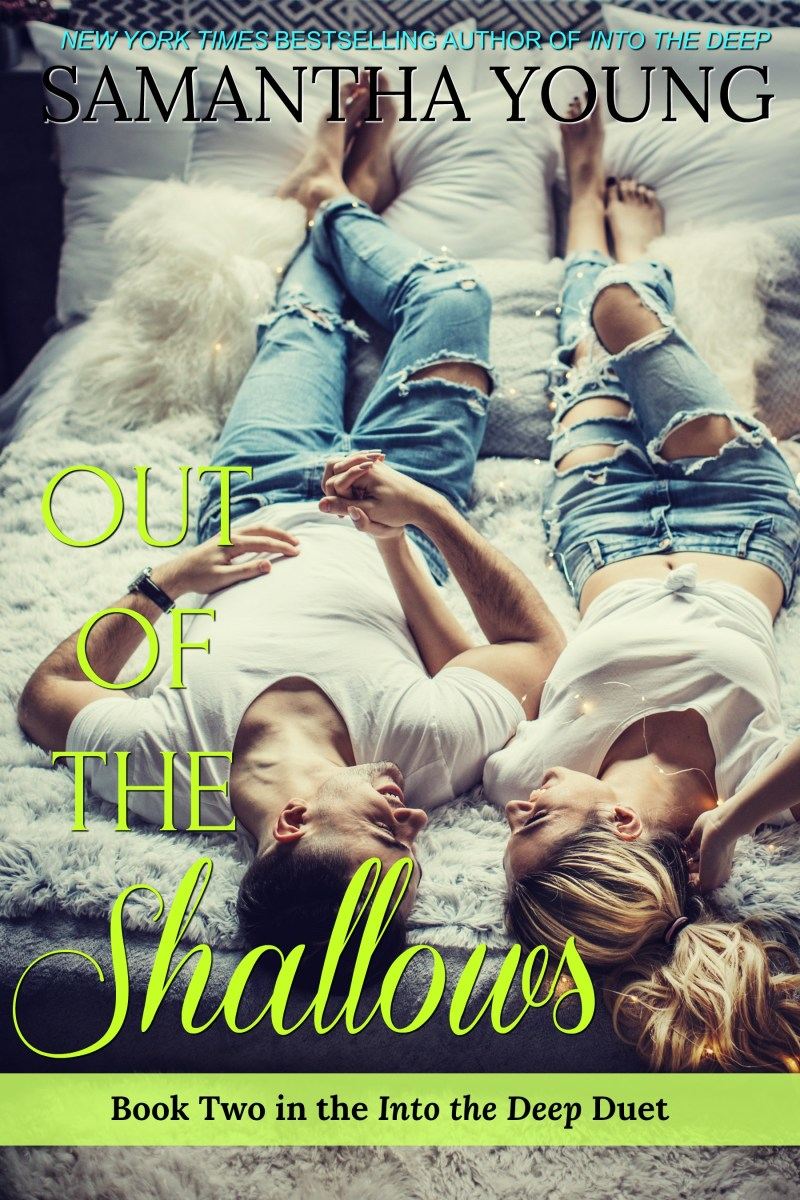 OUT OF THE SHALLOWS EBOOK COVER