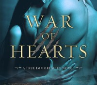 WAR OF HEARTS – Cover & Blurb Reveal