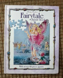 shirley barber fairytale jigsaw book fairy puzzle