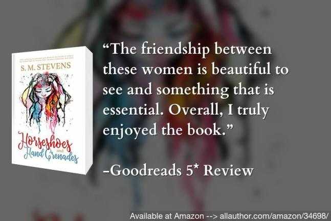 5-star review from goodreads gif