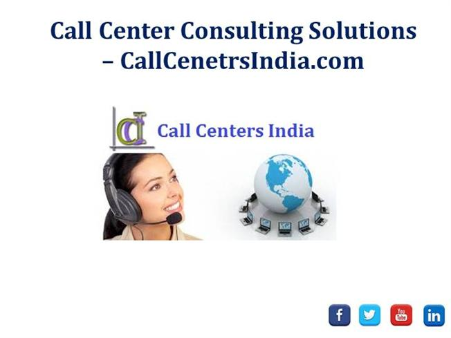 Call Center Consulting Solutions  CallcenetrsindiaCom authorSTREAM