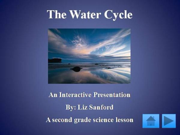 The Water Cycle authorSTREAM