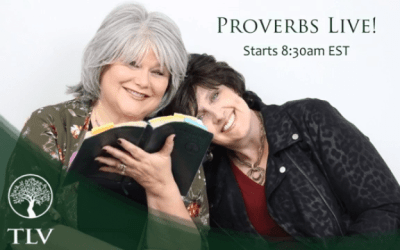 Proverbs LIVE: Proverbs 21:18